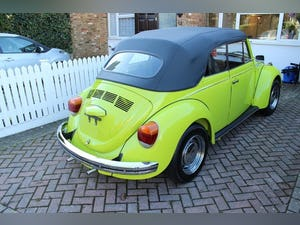 1973 VW Beetle Convertible by Karmann LHD 1303LS For Sale (picture 11 of 12)