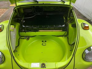 1973 VW Beetle Convertible by Karmann LHD 1303LS For Sale (picture 12 of 12)
