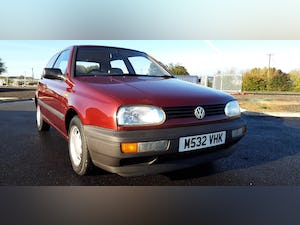 1994 VW Golf 1.4 For Sale (picture 1 of 16)