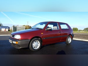 1994 VW Golf 1.4 For Sale (picture 6 of 16)