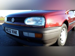 1994 VW Golf 1.4 For Sale (picture 11 of 16)