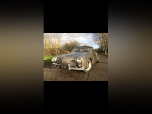 1964 Vw Karmann Ghia type 14 For Sale (picture 1 of 12)