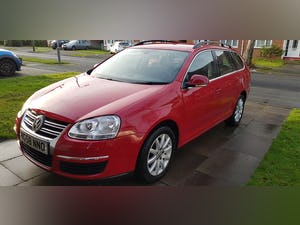 2008 vw golf se estate 1.9tdi PD dsg 7 speed For Sale (picture 1 of 10)