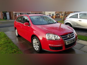 2008 vw golf se estate 1.9tdi PD dsg 7 speed For Sale (picture 3 of 10)