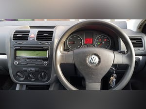 2008 vw golf se estate 1.9tdi PD dsg 7 speed For Sale (picture 5 of 10)