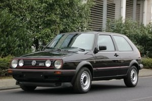 Picture of Volkswagen Golf 2 GTI, very original, 1988, 8.900,- Euro, VW For Sale