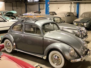 1957 Swedish restored beetle / käfer For Sale (picture 2 of 5)