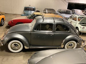 1957 Swedish restored beetle / käfer For Sale (picture 4 of 5)