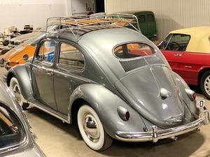 1957 Swedish restored beetle / käfer For Sale (picture 5 of 5)