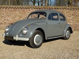 Picture of 1955 VOLKSWAGEN BEETLE OVAL 1200 MATCHING NUMBERS For Sale