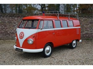 Picture of 1961 VOLKSWAGEN T1 ONLY 13.551 KILOMETERS!!! SUPERB ORIGINAL For Sale