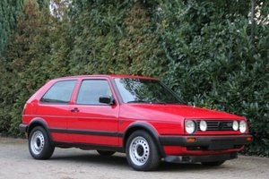 Picture of Volkswagen Golf 2 GTI, very original, 1989, 9.900,- Euro, VW For Sale