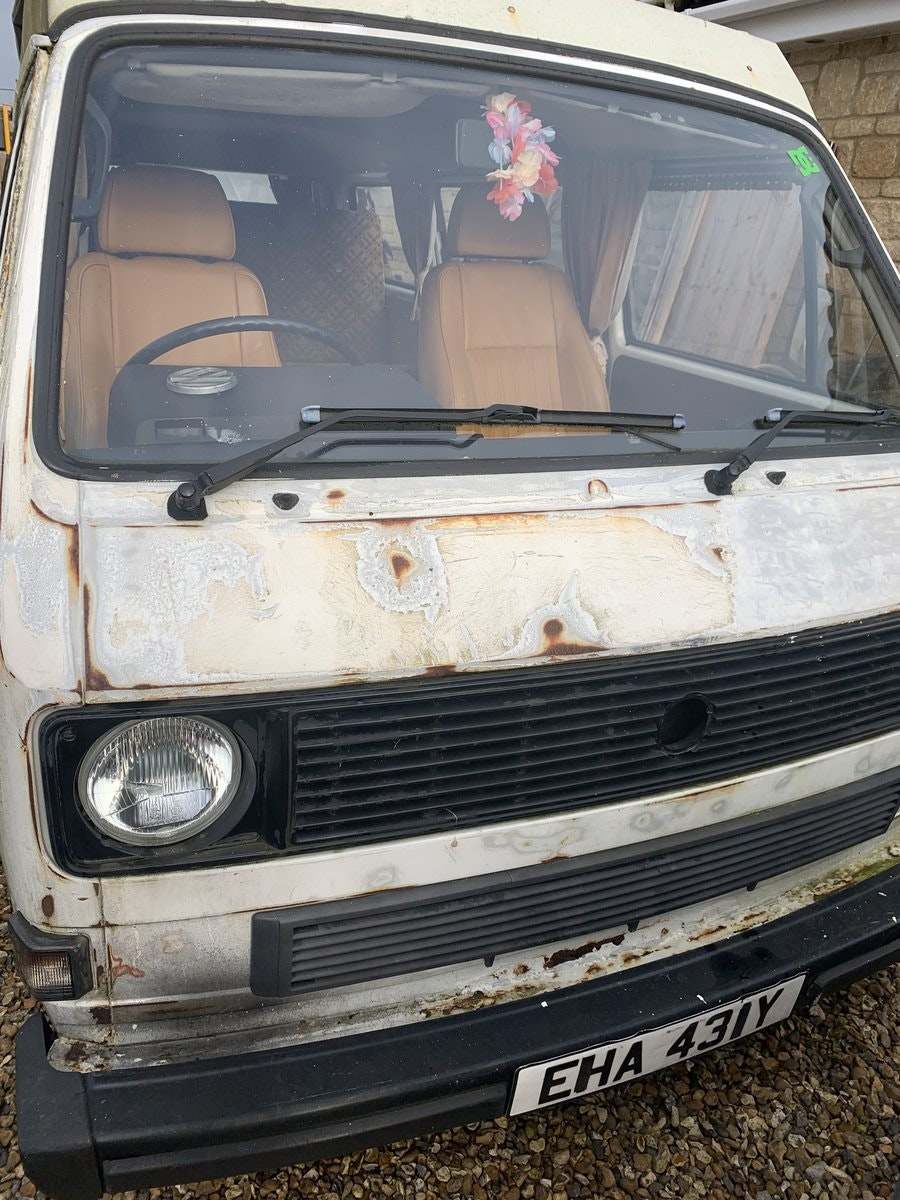 1984 T25 autosleeper For Sale (picture 1 of 7)
