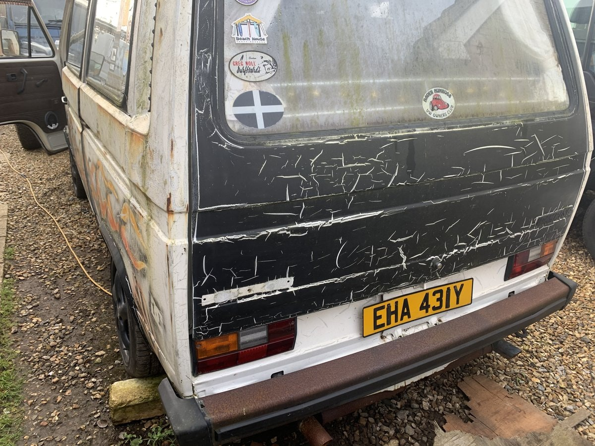 1984 T25 autosleeper For Sale (picture 2 of 7)