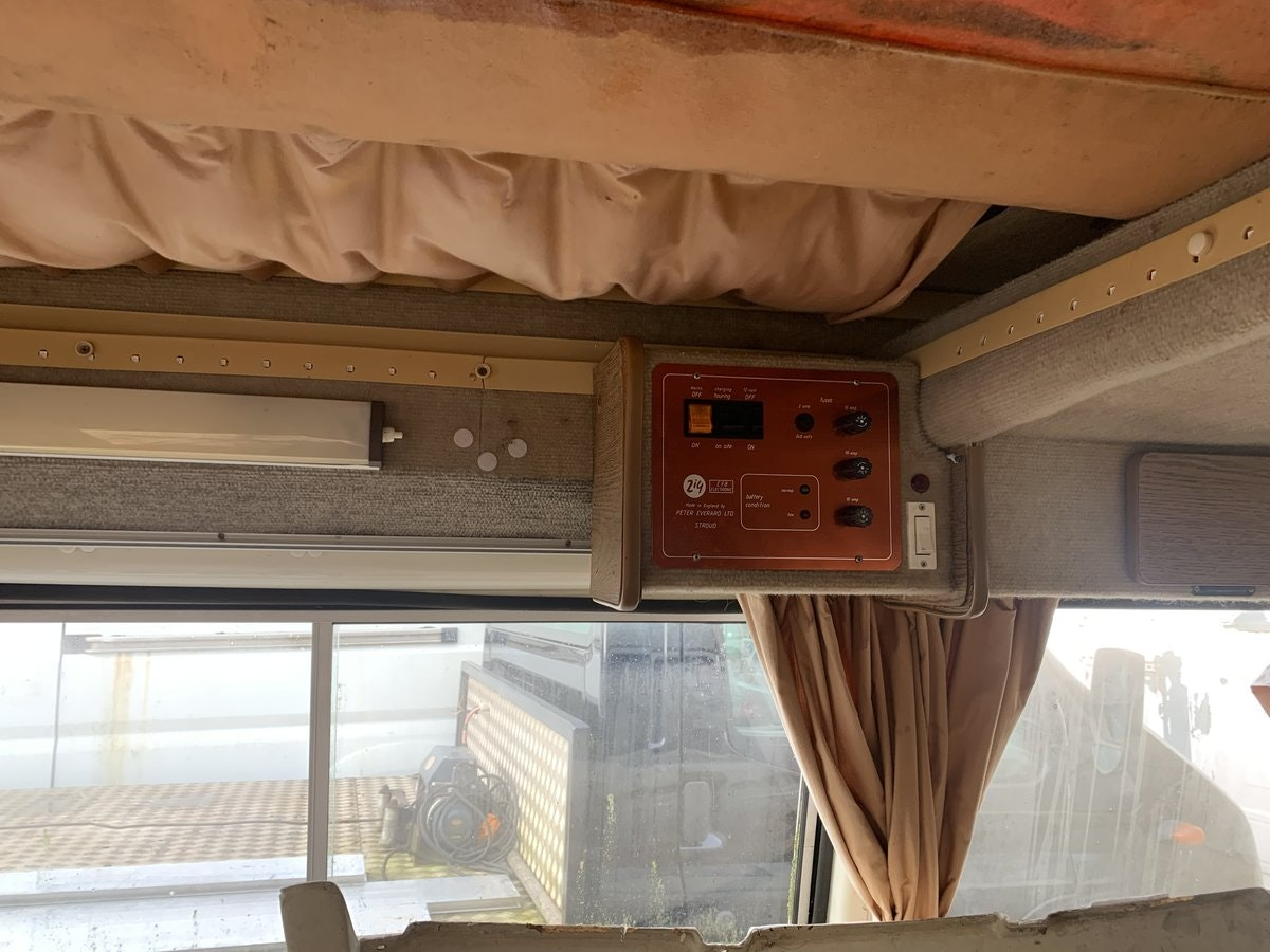 1984 T25 autosleeper For Sale (picture 6 of 7)