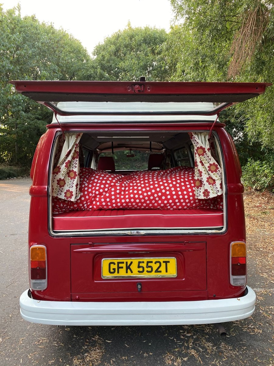 1979 VW T2 Late Bay Campervan 2.0L Mot+Tax Exempt For Sale (picture 9 of 11)