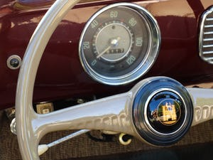 1953 VW beetle convertible For Sale (picture 11 of 12)