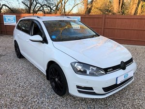 Picture of 2014 VW Golf GT TDI Estate 6-Speed Manual / Tech Pack / Tow Bar For Sale