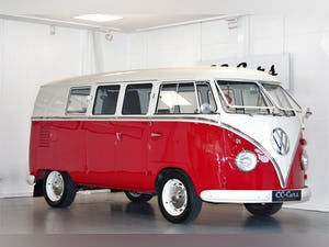 1956 Wellkept VW Kleinbus For Sale (picture 1 of 10)
