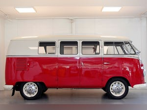 1956 Wellkept VW Kleinbus For Sale (picture 2 of 10)