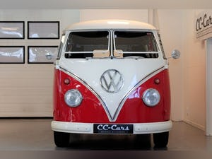 1956 Wellkept VW Kleinbus For Sale (picture 3 of 10)