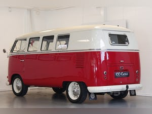 1956 Wellkept VW Kleinbus For Sale (picture 4 of 10)
