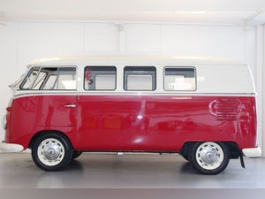 1956 Wellkept VW Kleinbus For Sale (picture 5 of 10)