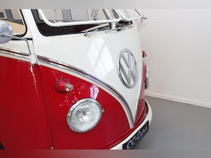 1956 Wellkept VW Kleinbus For Sale (picture 7 of 10)
