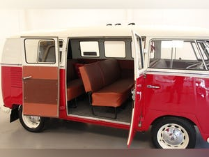 1956 Wellkept VW Kleinbus For Sale (picture 8 of 10)