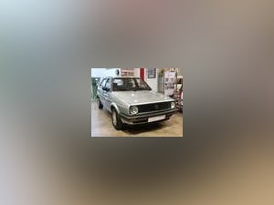 VOLKSWAGEN GOLF GL 1,8 MK2 - 1985 For Sale (picture 1 of 12)
