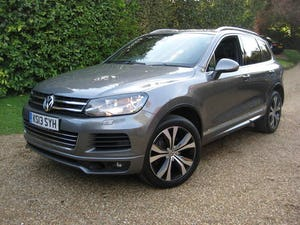 2013 Volkswagen Touareg 3.0 TDI Altitude With Panoramic Roof (picture 1 of 6)