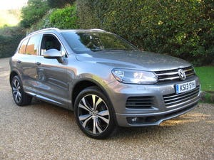 2013 Volkswagen Touareg 3.0 TDI Altitude With Panoramic Roof (picture 2 of 6)