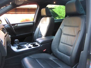 2013 Volkswagen Touareg 3.0 TDI Altitude With Panoramic Roof (picture 4 of 6)