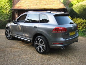2013 Volkswagen Touareg 3.0 TDI Altitude With Panoramic Roof (picture 5 of 6)