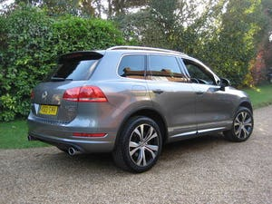 2013 Volkswagen Touareg 3.0 TDI Altitude With Panoramic Roof (picture 6 of 6)