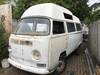 Picture of 1971 VW Early Bay window Camper Bus Adventure Wagon SOLD