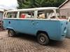 Picture of 1971 VW Early Bay window Camper Van Deluxe Sunroof Project SOLD