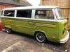 Picture of 1976 VW Bay window Camper Bus Original Paint SOLD