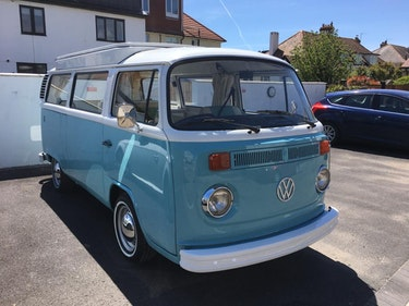 Picture of Amazing 1974 4 berth Bay Window For Sale