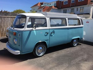 Amazing 1974 4 berth Bay Window For Sale (picture 2 of 11)