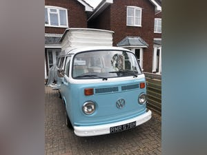 Amazing 1974 4 berth Bay Window For Sale (picture 5 of 11)
