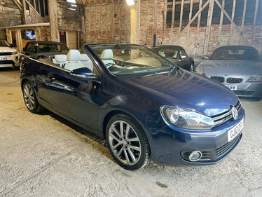 Picture of 2012 Volkswagen Golf 1.4 TSi 160 GT DSG Cabriolet RAC Approved For Sale