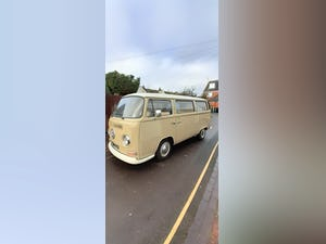 1971 VW Camper SOLD (picture 2 of 10)