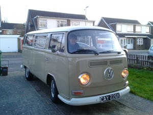 1971 VW Camper SOLD (picture 10 of 10)