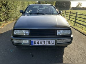 1993 VW CORRADO only 91,000 Miles FSH For Sale (picture 2 of 11)