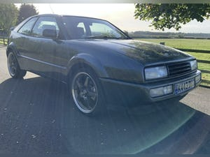 1993 VW CORRADO only 91,000 Miles FSH For Sale (picture 1 of 11)