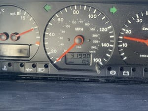 1993 VW CORRADO only 91,000 Miles FSH For Sale (picture 7 of 11)