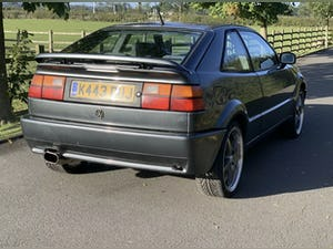 1993 VW CORRADO only 91,000 Miles FSH For Sale (picture 8 of 11)