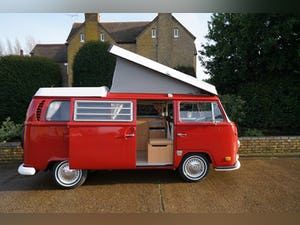 1971 VW T2 Early Bay Westfalia Campervan LHD For Sale (picture 2 of 10)