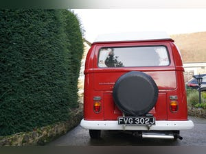 1971 VW T2 Early Bay Westfalia Campervan LHD For Sale (picture 3 of 10)